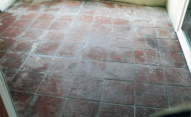 Ceramic Tile Patio ...