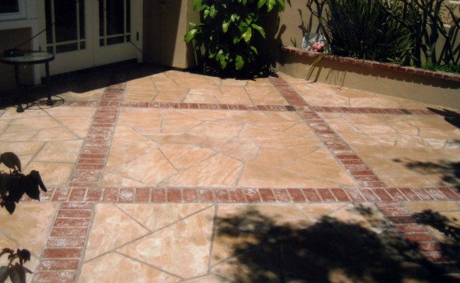 Flagstone Amp Brick Cleaningin Huntington Beach Orange County