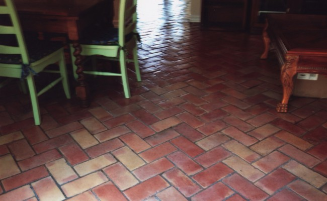 Mexican Paver Cleaning Orange County California