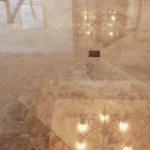 Travertine Cleaning and Polishing in Huntington Beach, Orange County
