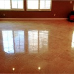 Polished Travertine Flooring – San Clemente