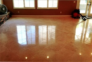 Travertine Cleaning San Clemente, CA