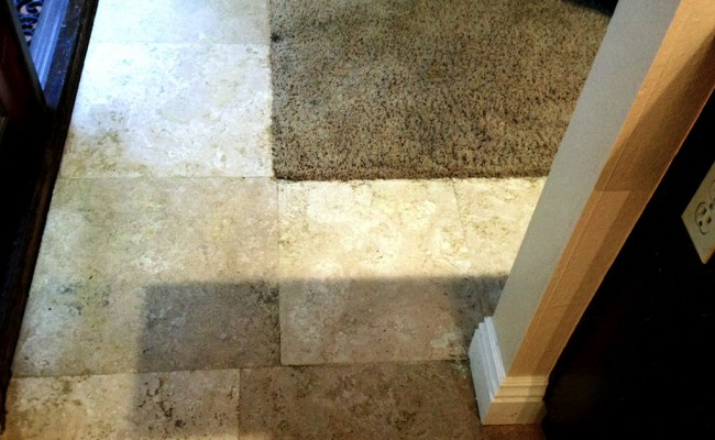 Travertine cleaning Laguna Niguel, CA